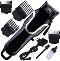 Kmeii Rechargeable High Quality Mens Electric Haircut Beard Hair Clipper and Trimmer Most Powerful Motor hair Trimmer Cord and without Cordless 240 MIN USE  Runtime: 0 min Trimmer for Men & Women(Multicolor)
