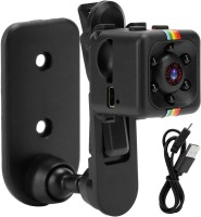 JRONJ HD Mini Camera 1080P Camera, Portable Motion Detection Video Recorder Action Camera Support Night Viewing Sports and Action Camera(Black, 12 MP)