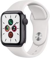 otage W26 Watch Series 6 Bluetooth Smartwatch(White Strap, 44mm)