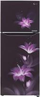 LG 260 L Frost Free Double Door 3 Star Refrigerator(Purple Glow, GL-T292SPG3)