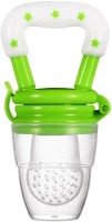 Scoffe Baby Fruit Feeder Pacifier - Fresh Food Feeder, Infant Teether Nibbler Toys, for Toddlers & Kids(GREEN) Feeder(Green)