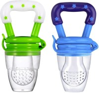 Scoffe Baby Fruit Feeder Pacifier - Fresh Food Feeder, Infant Teether Nibbler Toys, for Toddlers & Kids(PACK OF 2 FEEDER)(MULTICOLOR) Feeder(Multicolor)