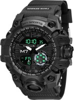 M7 By Metronaut M7-1509-BLACK Chronograph Powered by Flipkart Special Summer Collection Digital Watch  - For Men