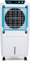 Hindware 90 L Desert Air Cooler(Turquoise, White, I-fold)