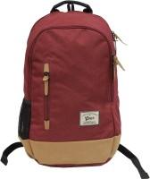 Gear Campus 8 Backpack 24 L Backpack(Maroon, Brown)