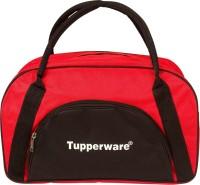 Tuppeware Traveling luggage bags Waterproof Multipurpose Bag(Red, Black, 10 L)