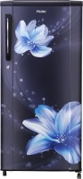 Haier 190 L Direct Cool Single Door 2 Star Refrigerator(Marine Serenity, HED-19TMF)