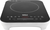 HAVELLS INSTA COOK DT WITH DIGITAL TOUCH Induction Cooktop(Black, White, Touch Panel)