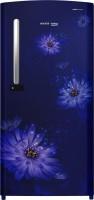 Voltas 195 L Direct Cool Single Door 3 Star Refrigerator(Dahlia Blue, RDC215CDBEX)
