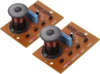 NEXT GEEK ( PACK OF 2 ) 2 Way 6db Audio Crossover Network Filters Speaker Frequency Distributor Electronic Components Electronic Hobby Kit