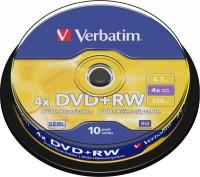 Verbatim DVD Rewritable Spindle 4.7 GB