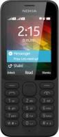 Nokia 215 (Black, 64 MB)(8 MB RAM)