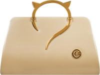 Louise Belgium Women White Hand-held Bag