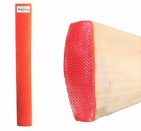 HeadTurners Cricket Bat Grip and Bat Toe Guard Combo(1 Piece Each, Colour May Vary) Cricket Guard Combo