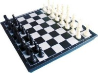 INFINITE POCKET Magnetic Educational Toys Travel Chess Set with Folding Board for Kids and Adults Board Game Accessories Board Game Board Game Accessories Board Game Educational Board Games Board Game