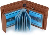 DEZiRE CRAfTS Men Casual, Formal Tan Artificial Leather Wallet(13 Card Slots)
