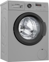 BOSCH 6.5 kg Fully Automatic Front Load Black, Silver(WLJ2006DIN)