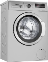 BOSCH 6 kg Fully Automatic Front Load Black, Silver(WLJ2026SIN)