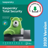 Kaspersky 1 PC 3 Years Total Security (Email Delivery - No CD)(Standard Edition)
