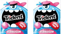 Mondelez International Sugar Free Bubblegum Flavour (Pack of 2) 14g Each Bubblegum Chewing Gum(2 x 14 g)