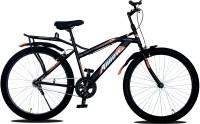 MODERN Arrow 26T City Bike/Cycle In Built Carrier (Matte Black) 26 T Road Cycle(Single Speed, Black)