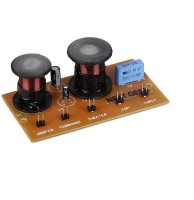 NEXT GEEK 3 Way 6db Audio Crossover Network Filters Speaker Frequency Distributor Multi Speaker Electronic Components Electronic Hobby Kit