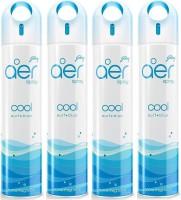 Godrej Cool Surf Blue Spray(4 x 240 ml)