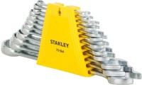 STANLEY 70 964/70-964 E Double Sided Combination Wrench(Pack of 12)