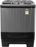 ONIDA 8 kg 5 star and In-built Basket Semi Automatic Top Load Grey(S80SBXG)