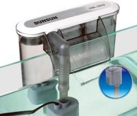 SUNSUN HBL-303 Hang On Filter Power Aquarium Filter(Mechanical Filtration for Salt Water and Fresh Water)