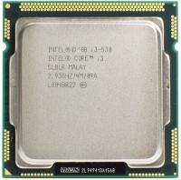 Intel Core I3 530 2.93 GHz LGA 1156 Socket 4 Cores Desktop Processor(Silver)