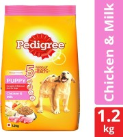 PEDIGREE Puppy Milk, Chicken 1.2 kg Dry New Born Dog Food