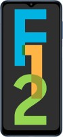 SAMSUNG Galaxy F12 (Sky Blue, 64 GB)(4 GB RAM)
