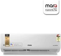 MarQ By Flipkart 1.5 Ton 3 Star Split Dual Inverter Smart AC with Wi-fi Connect  - White(FKAC153SIASMART, Copper Condenser)