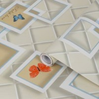 WallBerry Large Self Adhesive Wall Sticker(Pack of 1)