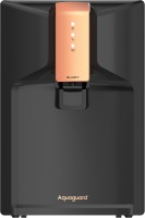 Aquaguard Glory 6 L RO + UV + MTDS Water Purifier with Active Copper technology(Black & Metallic Copper)