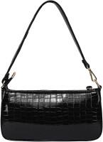 LEKHX Black Sling Bag