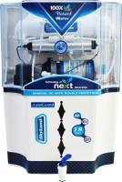 Aquagrand SkyLand 18 Ltr RO + UV + UF + TDS Water Purifier 18 L RO + UV + UF + TDS Water Purifier(White, Blue)