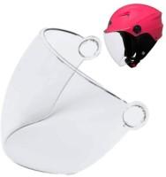 FATKING DAM& DUDE Helmet Visor(White)