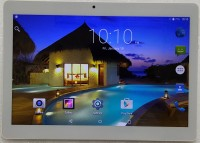 smartcentric TZ108 2 GB RAM 32 GB ROM 10.1 inch with Wi-Fi+3G Tablet (White)