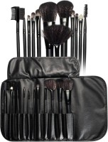 Sh.Huda Professional Series Beauty Makeup Brushes Kit With Storage Case(Pack of 12)