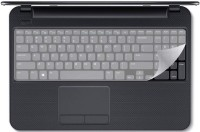 CORSOR Keyguard Protector For 15.6 Inches All Laptops Laptop Keyboard Skin(White)