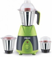 Jaipan JP-GRANDMASTER 750 WATTS.5 YEARS WARRANTY GRANDMASTER 750 WATTS.5 YEARS WARRANTY 750 Mixer Grinder (3 Jars, Green, Black)