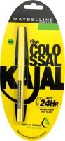 MAYBELLINE NEW YORK Colossal Kajal(Black, 0.35 g)