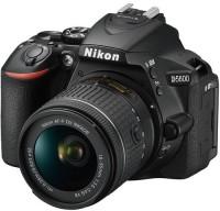 NIKON D5600 18-55KIT DSLR Camera SINGLE LENS 18-55(Black)