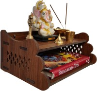 Flipkart Perfect Homes Studio TEMPLE STB01T Engineered Wood Home Temple(Height: 16, Pre-assembled)