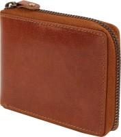 ree cope Men Casual, Trendy, Travel Tan Genuine Leather Wallet(5 Card Slots)