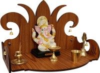 Wallwey décor 033G Engineered Wood Home Temple(Height: 23, DIY(Do-It-Yourself))
