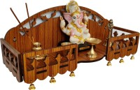 Wallwey décor 027G Engineered Wood Home Temple(Height: 15.3, DIY(Do-It-Yourself))