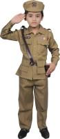 Wishing Rack Police Dress Costume for Kids 3-4 Years Kids Costume Wear